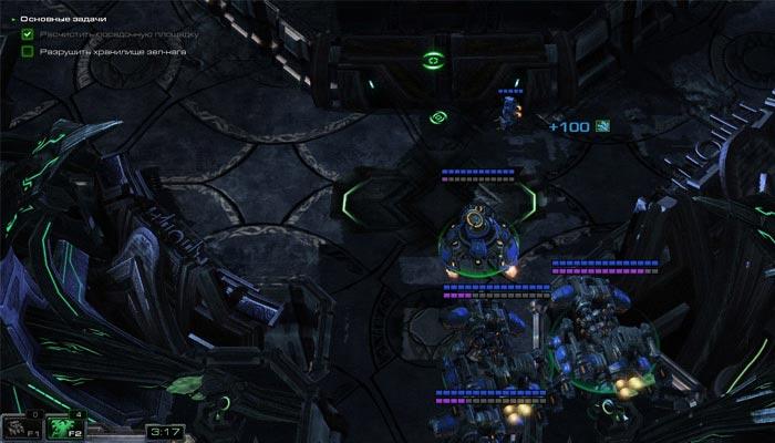 Миссия 25: Лоно пустоты