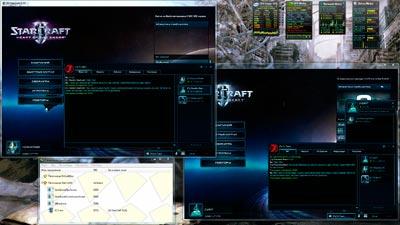 Запускаем вторую копию StarCraft 2
