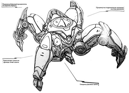 StarCraft 2: Боевое руководство - Драгун