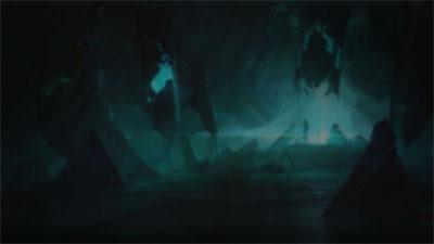 Какая-то пещера