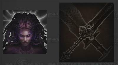 Керриган в Diablo 3