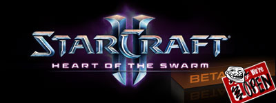 StarCraft 2 Heart of the Swarm Beta - как играть против компьютера оффлайн?