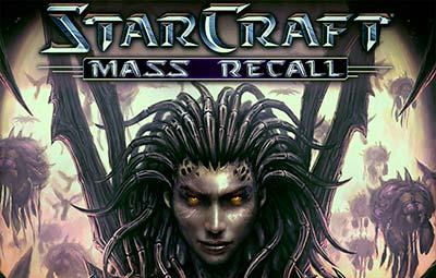 StarCraft Mass Recall