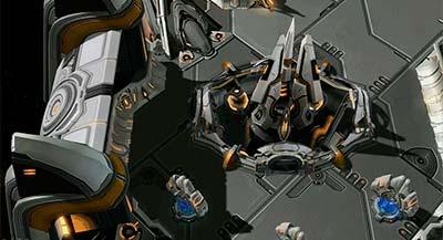Сайброс. Планета кибер-протоссов