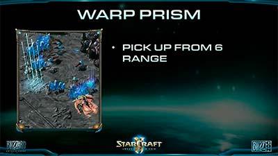 Warp Prism в Legacy of the Void