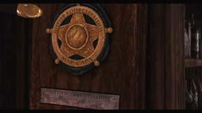 Значок шерифа Мар-Сара