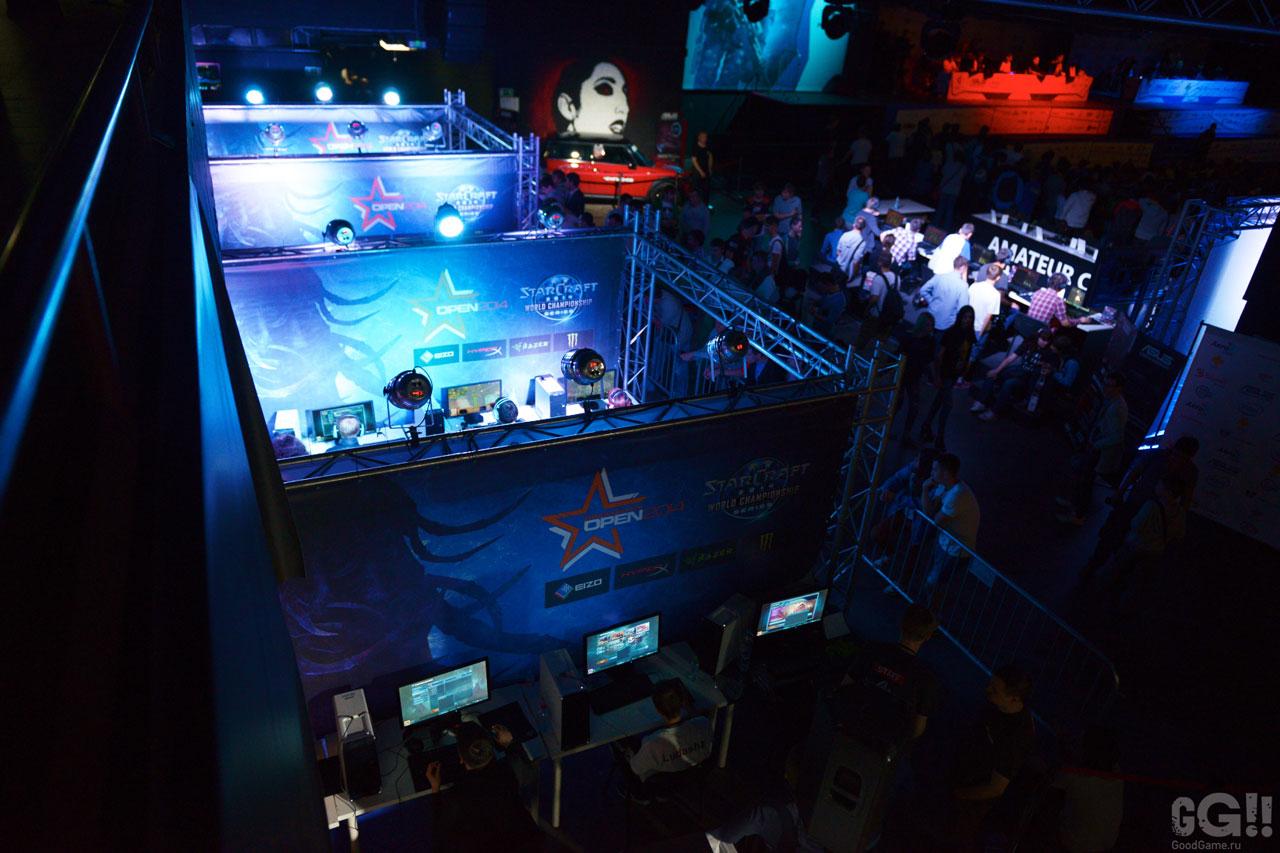 Зона для StarCraft 2