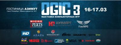 Официальный анонс OGIC 3