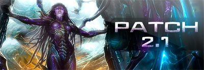 StarCraft 2 heart of the Swarm: Тестирование патча 2.1