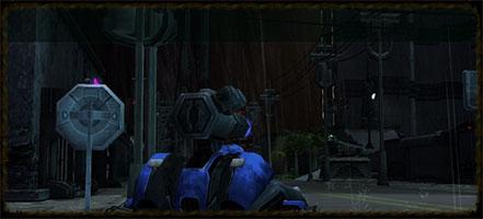 Скриншот миссии LotC от 3го лица
