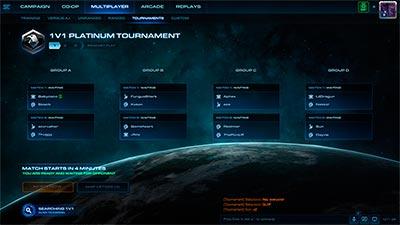 Первая стадия турнира