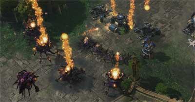 Раваджеры против танков