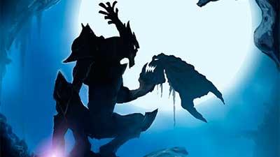 Косплей Хищника в исполнении тёмного темплара