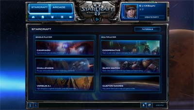 StarCraft 2 patch 1.5.0 Beta