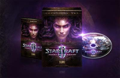 ���� ������ StarCraft 2 Heart of the Swarm 12.03.13