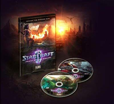 StarCraft 2 Heart of the Swarm Soundtrack