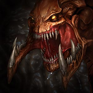 StarCraft Remastered - Hydralisk