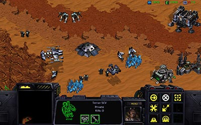 StarCraft Remastered - Терраны