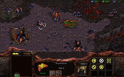StarCraft Remastered - Зерги