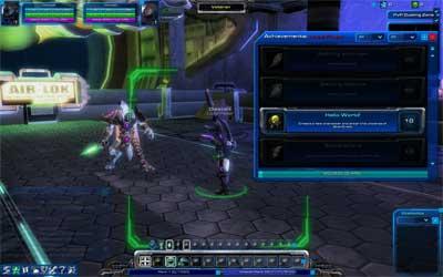 Система ачивок в StarCraft Universe