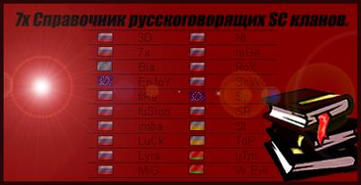7x Справочник команд