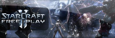 StarCraft 2 Free-2-Play
